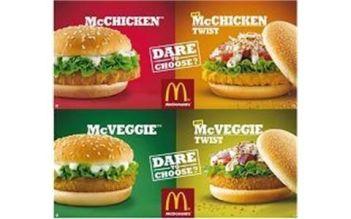 veggie mcd
